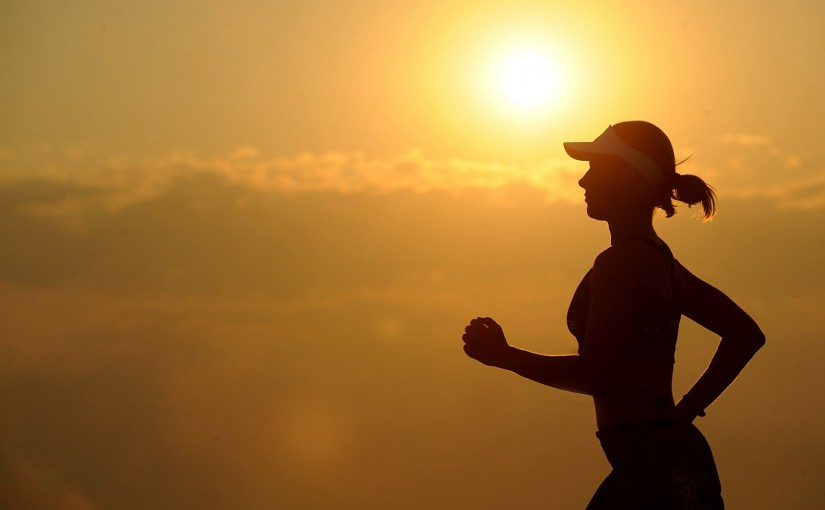 Cardiovascular exercises such as running keep your heart healthy